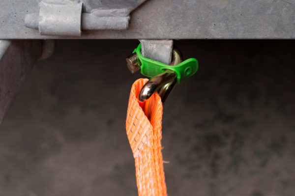 GRIP-X cargo lashings and hooks