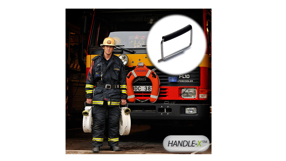 HANDLE-X handtag för brandslang