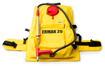 Vattenryggsäck XI ERMAK 25