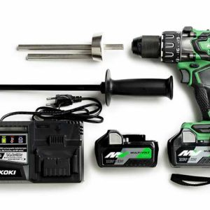WIND-X Large and HiKOKI 36V drill set